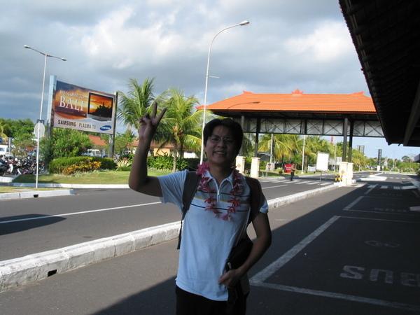 峇里島國際機場