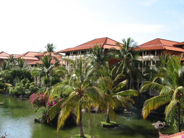 峇里希爾頓飯店