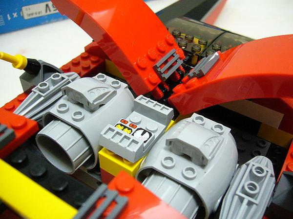 LEGO 7244 i