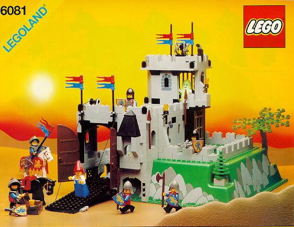 LEGO 6081k