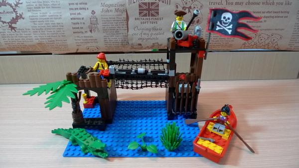 LEGO 6249 a