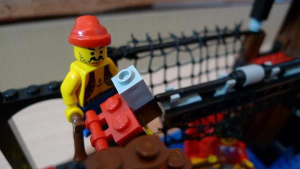 LEGO 6249 d