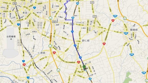 03.台南高鐵站 19.3km-f