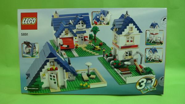 LEGO 5891 b