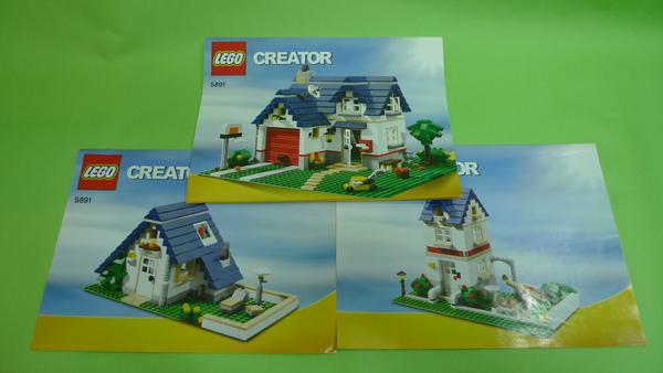 LEGO 5891 e