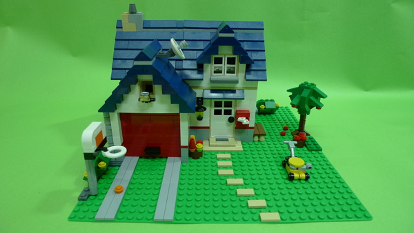 LEGO 5891 p