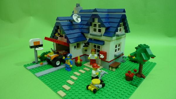 LEGO 5891 s