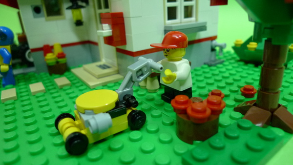 LEGO 5891 v