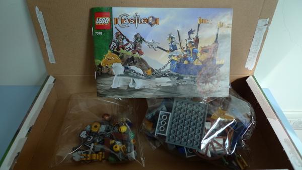 LEGO 7078 b