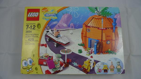 LEGO 3834 a