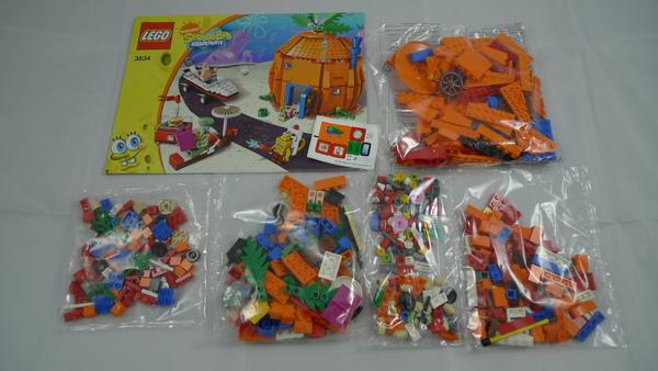 LEGO 3834 b