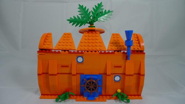 LEGO 3834 h