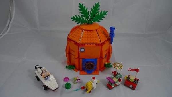 LEGO 3834 j