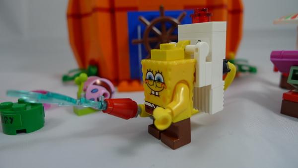 LEGO 3834 l
