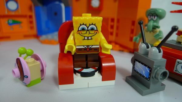 LEGO 3834 s