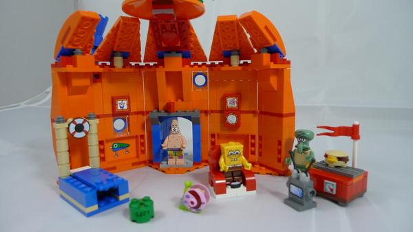 LEGO 3834 o