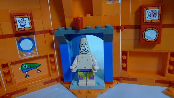 LEGO 3834 q