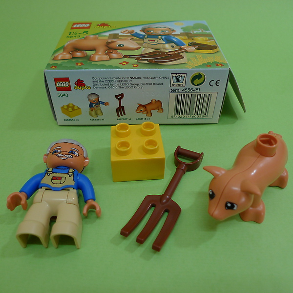 LEGO 5643 b