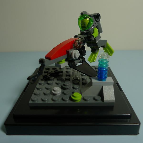 LEGO 8072-1
