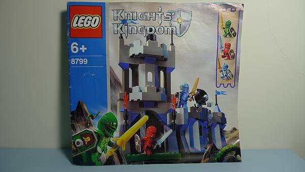 LEGO 8799 a