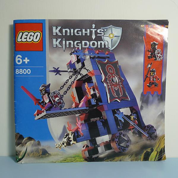 LEGO 8800 a