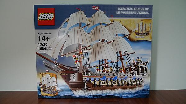 LEGO 10210 aa