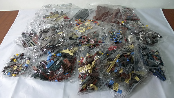 LEGO 10210 ad
