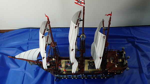 LEGO 10210 bo