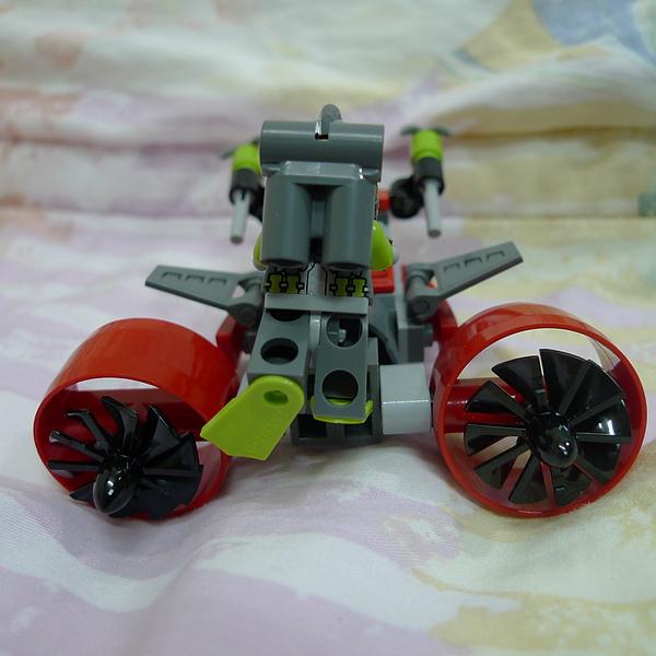 LEGO 8057 k