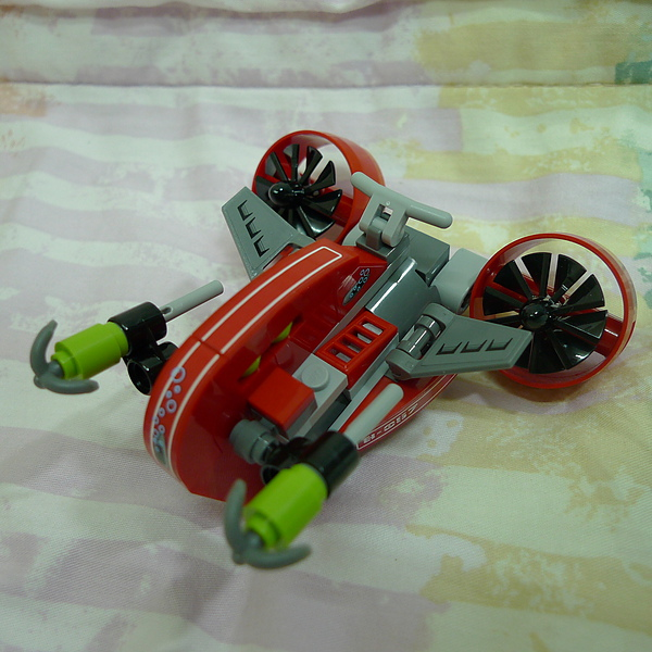 LEGO 8057 h
