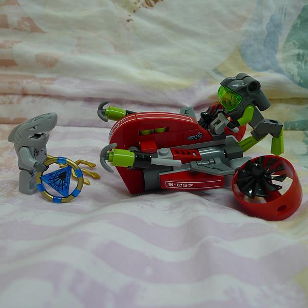 LEGO 8057 i