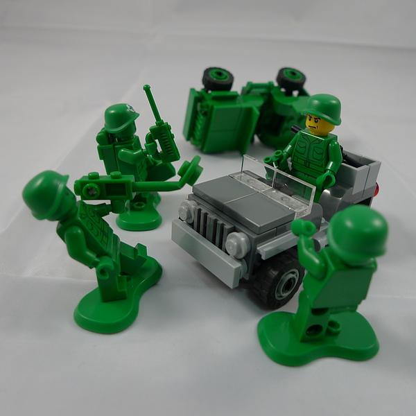 LEGO 7595 l
