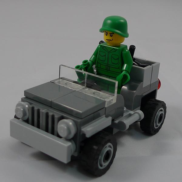 LEGO 7595 k