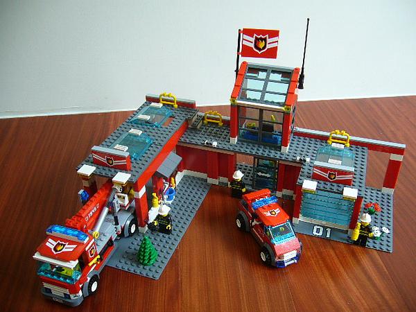 LEGO 7945 c