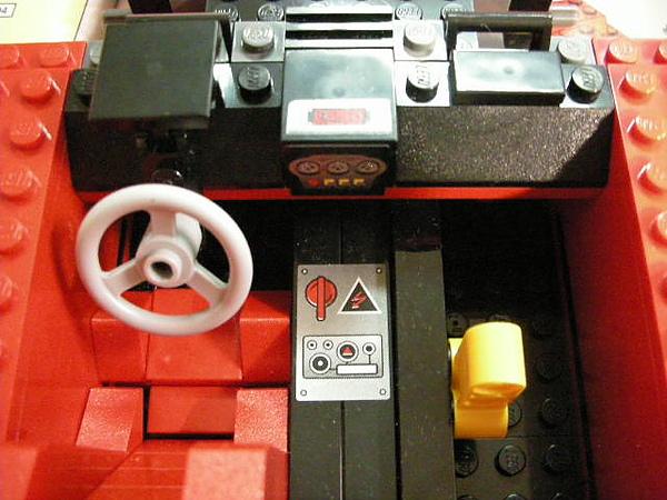 LEGO 8143 g