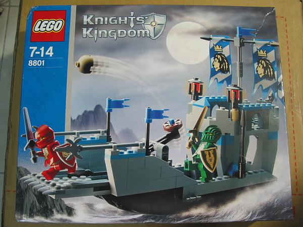 LEGO 8801 a
