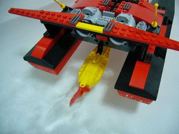 LEGO 7244 k