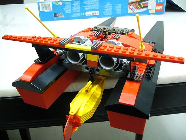 LEGO 7244 h