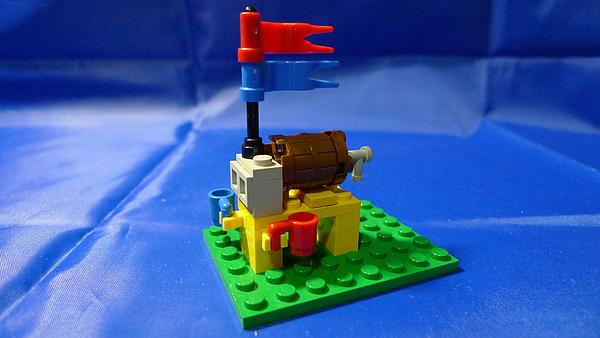 LEGO 6060 g
