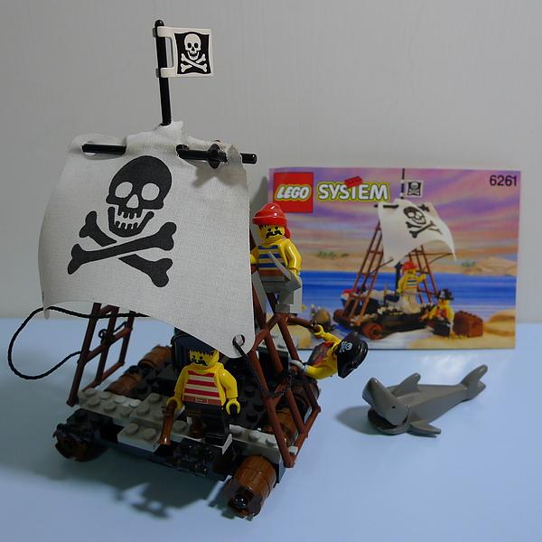 LEGO 6261 a