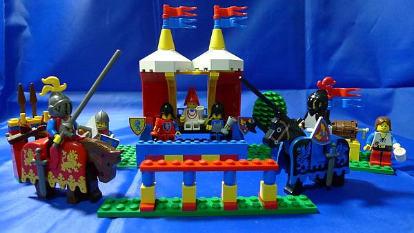 LEGO 6060 a