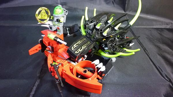 LEGO 8079 k