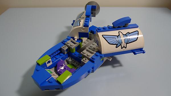LEGO 7593 g
