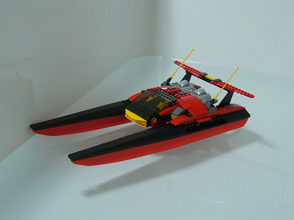 LEGO 7244 j