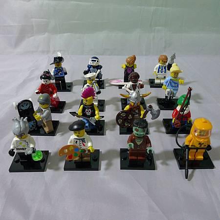 LEGO 8804 w