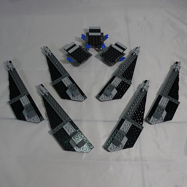 LEGO 8087 f