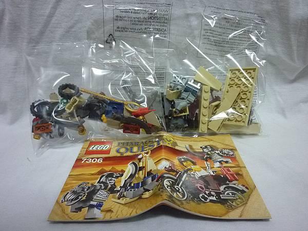 LEGO 7306 b