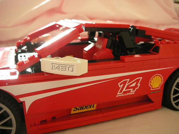 LEGO 8143 h