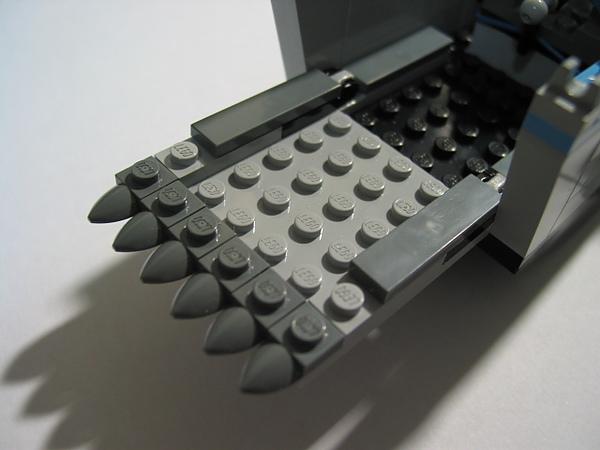 LEGO 8801 e