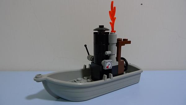 LEGO 7410 d